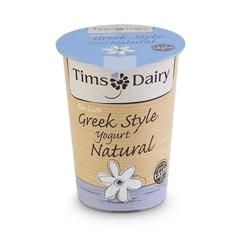 Greek Style Natural Yogurt 500g