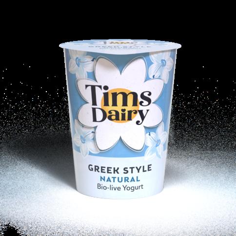 Greek Style Natural Yogurt 500g