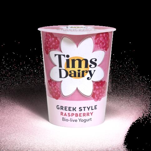 Greek Style Yogurt with Raspberry 450g