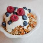 granola-fruittopping