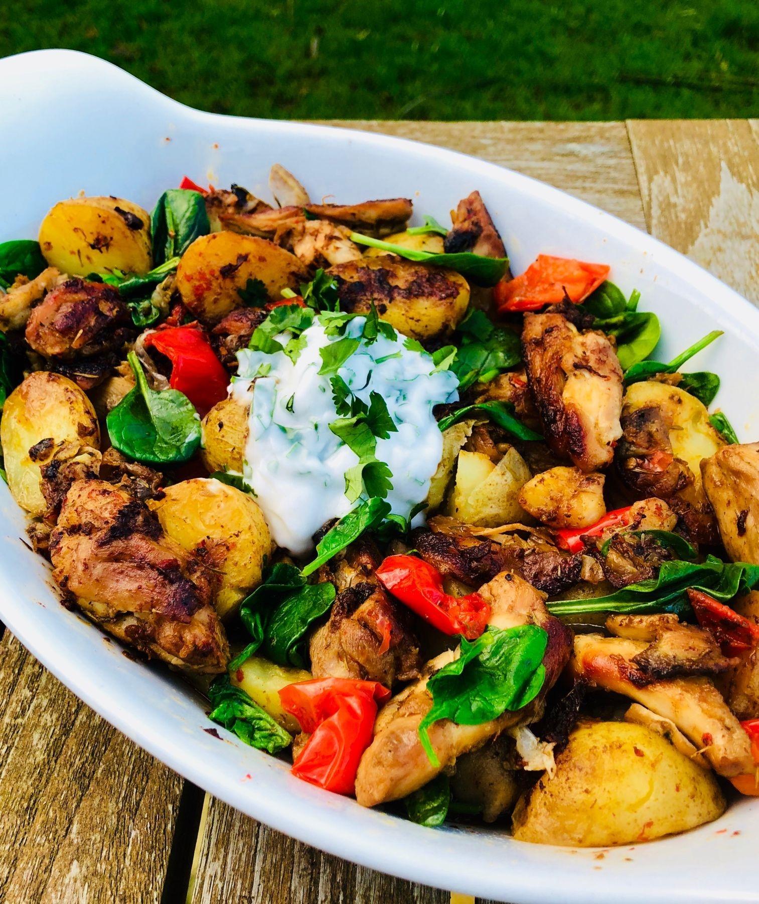 Tims Cajun Kitchen: Cajun Chicken Onepot