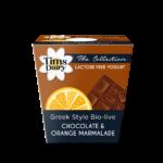 The Collection Chocolate & Orange Marmalade Yogurt 150g