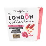 The London Collection Rhubarb & Rose Yogurt 150g