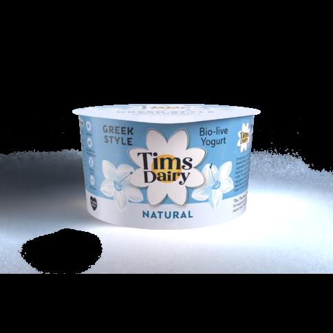 Greek Style Natural Yogurt 200g