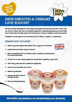 TD Smooth & Creamy Plus Points Thumbnail